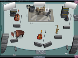 Band Stage