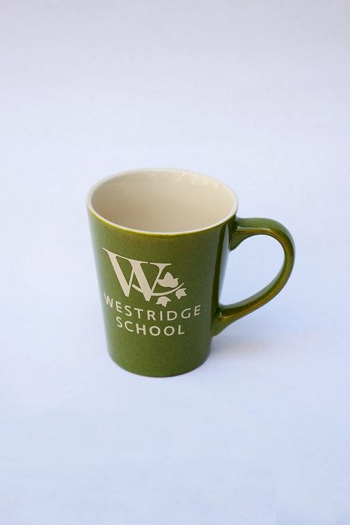 """W"" Coffee Mug"