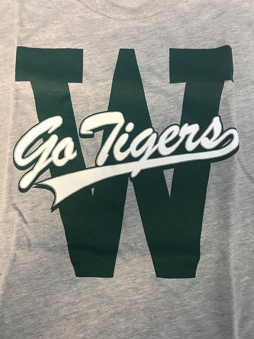 Go Tigers Tee