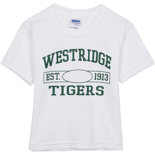 Westridge Tigers PE Shirt