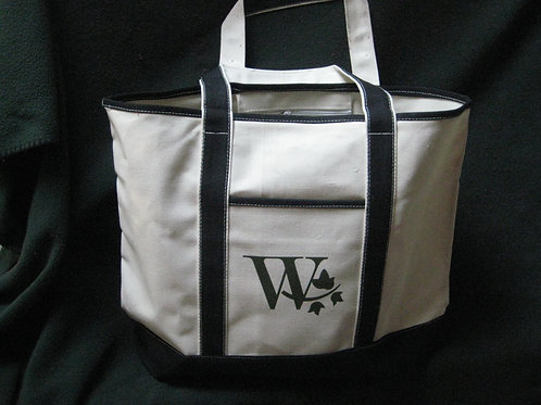 """W"" Ivy Tote"