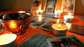 New Year's Tarot Reading Offer