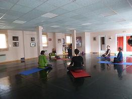 yoga arreau
