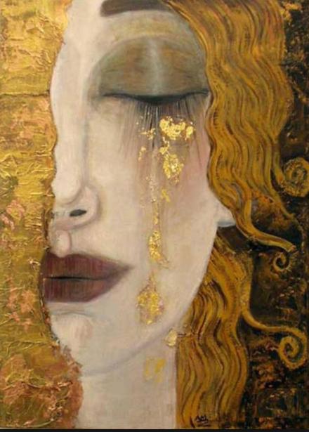 Gustav Klimt, Freya's Tears