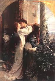 Frank Dicksee, Romeo & Juliet