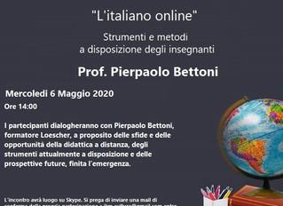 Öğretmenlerimiz için online eğitim programı