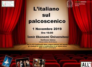 İtalyan Dili Haftası