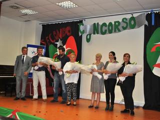 2.İtalyanca Yetenek Yarışması Martı Kolejinde yapıldı