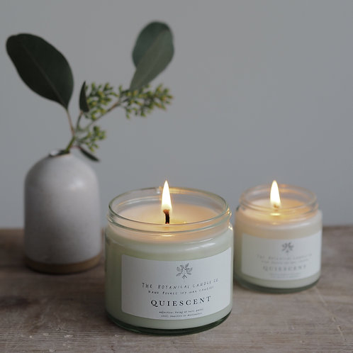 Quiescent Soy Wax Candle 120ml