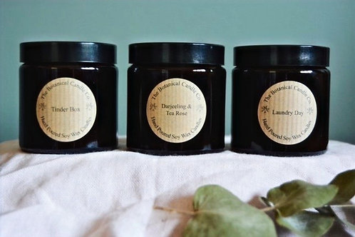 Soy Wax  Candles 120ml