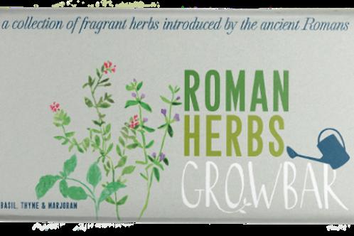 Roman Herbs Growbar