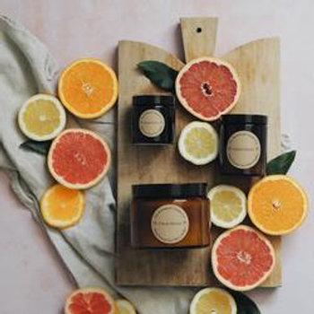 Citrus Grove Glass Jar Candle 120ml