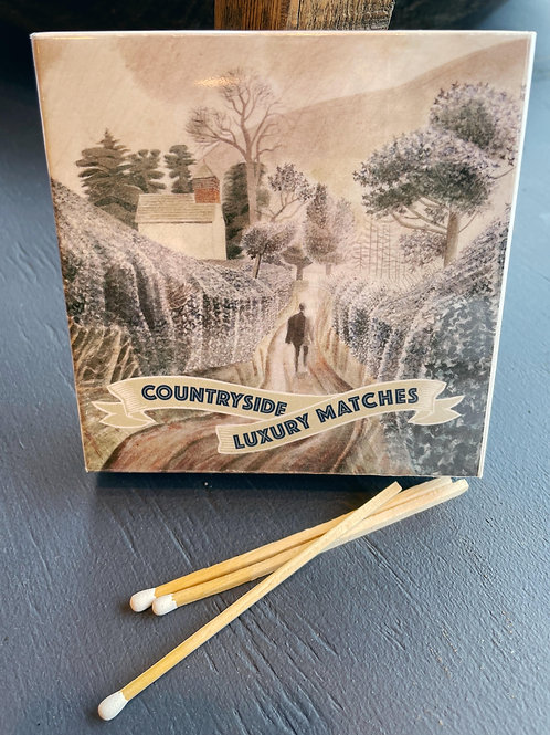 Country Pile Luxury Matches