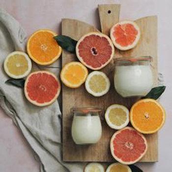 Citrus Grove weck Jar Candle 370ml