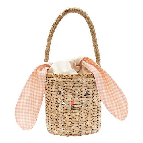 Gingham Easter Basket