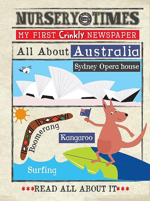 Nursery Times Australia Newspaper