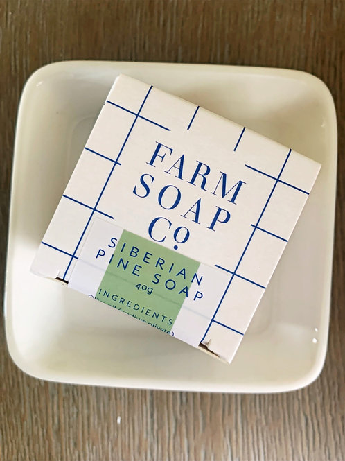 Farm Soap Co 40g Soap bar