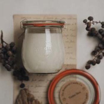 Tinder Box weck jar Candles 370ml