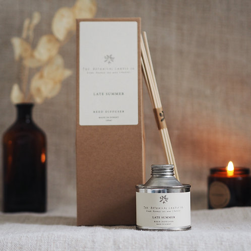 Late Summer Reed Diffuser 100ml