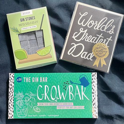 World's Greatest Dad Gift Box