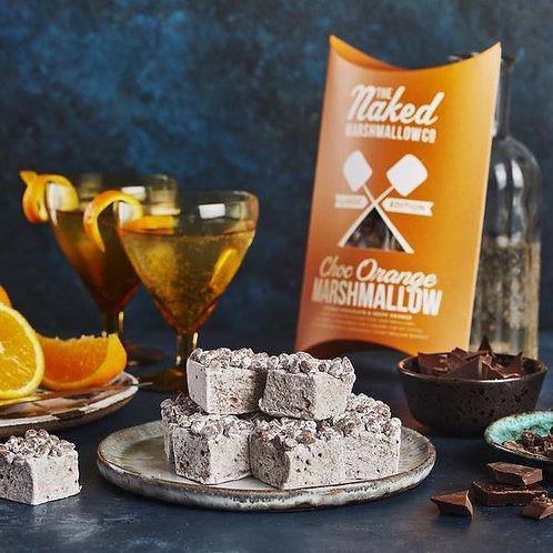 The Naked Marshmallow Company Choc-orange Marshmallows