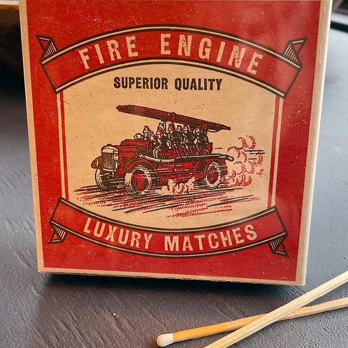 Fire Engine Luxury Matches