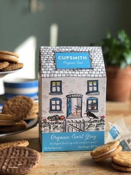 Cupsmith Organic Earl Grey Tea