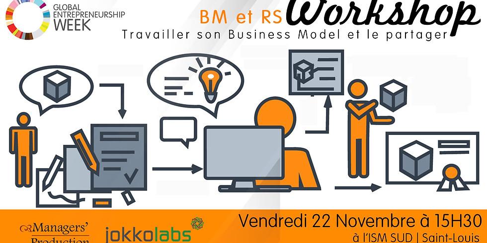 BM & RS | Travailler son Business Model et le partager.