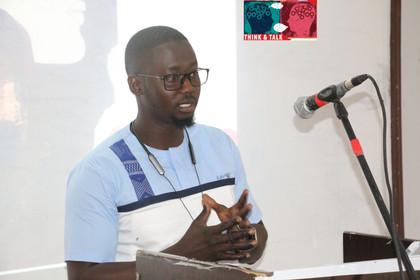 Bouba - The Great Speaker