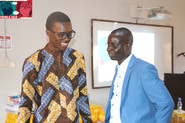 Mr Niasse and Dr Dia