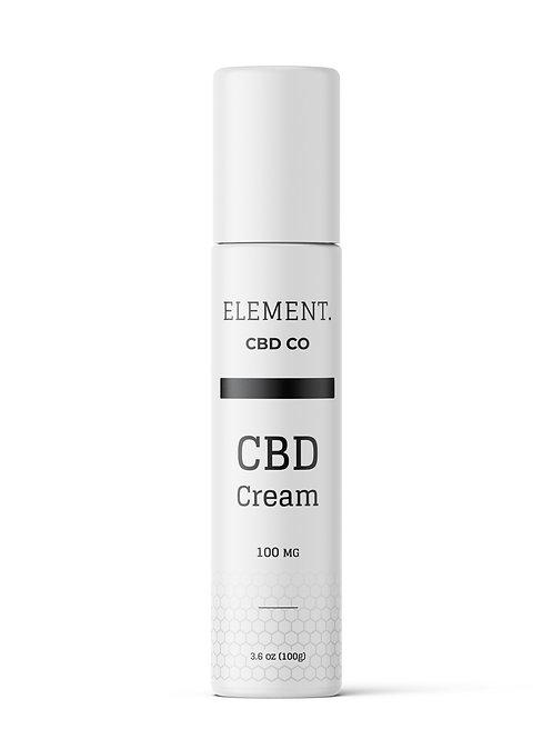 Premium HEMP CBD Cream - 100mg