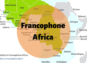 What is Francophone Africa?