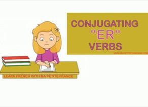 UNDERSTANDING VERB CONJUGATION- MPFG102