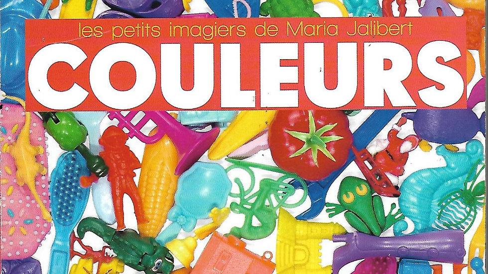Les Petits Imagiers de Maria Jalibert - COULEURS