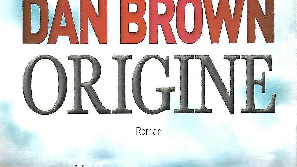 Origine- Dan Brown