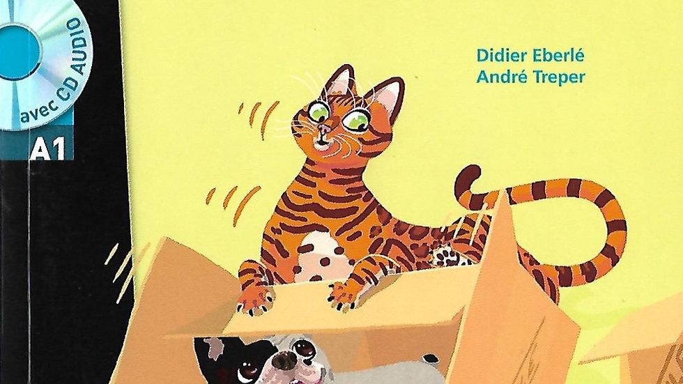Les aventures d'Albert et Folio- Une nouvelle famille
