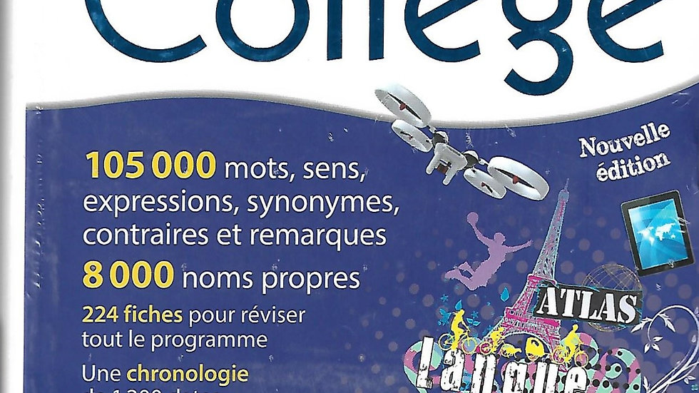 Larousse- Dictionnaire College