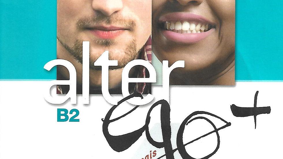 Alter Ego B2 (Textbook, workbook& CD)