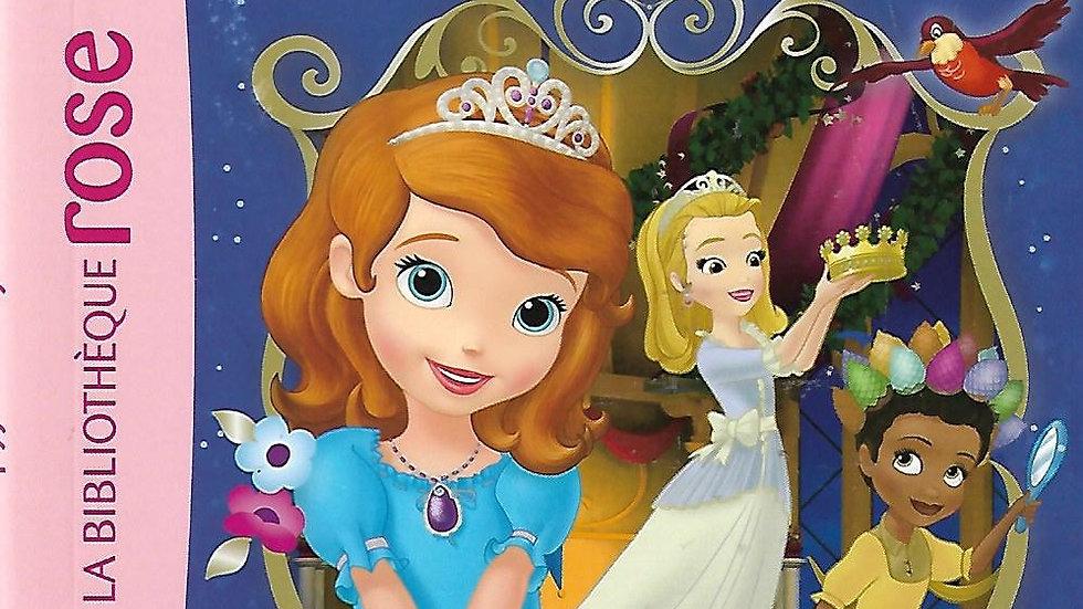 Princess Sofia- Une soiree pyjama royale