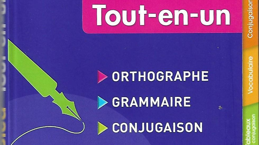 LE BLED- Tout-en-un (Orthographie, Grammaire,Conjugaison, Vocabulaire)
