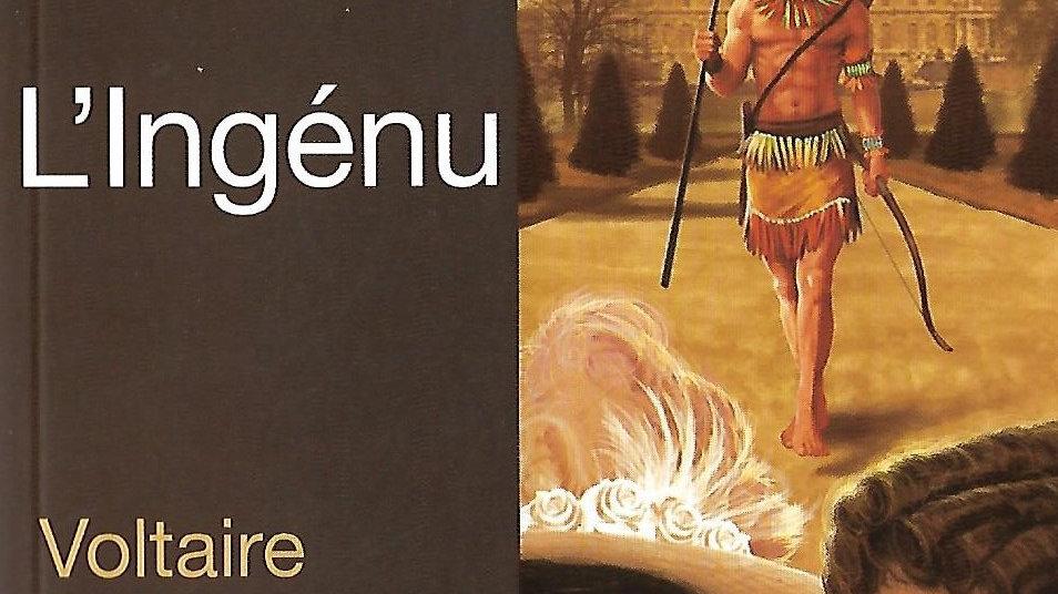 L'Ingenu- Voltaire