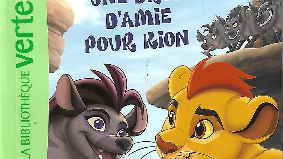 Garde du Roi Lion- Une Drole D'amie Pour Kion