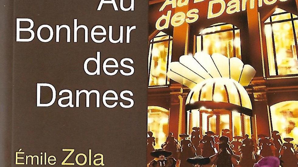 Au Bonheur des Dames- Emile Zola