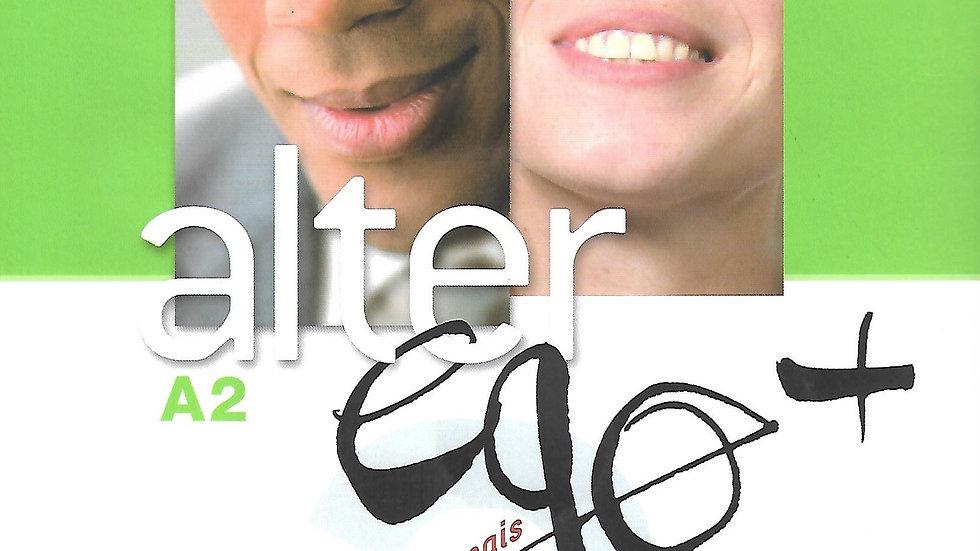 Alter Ego A2 (Textbook, workbook& CD)