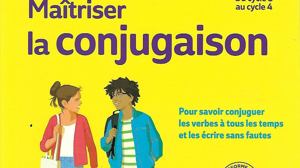 Maitriser La Conjugaison- Mini Chouette