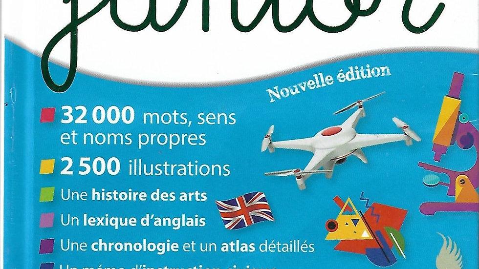 Larousse-Dictionnaire junior