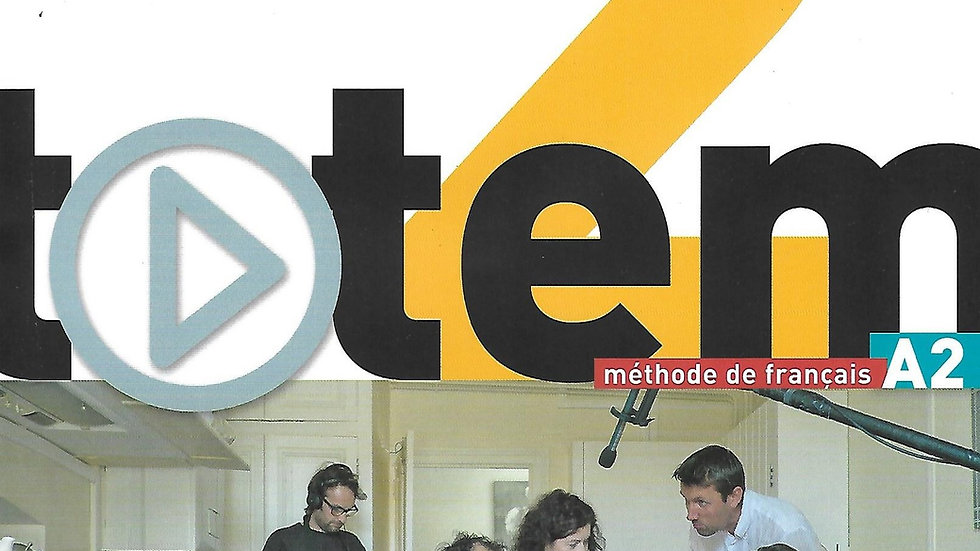 Totem A2 (Textbook,Workbook&CD)