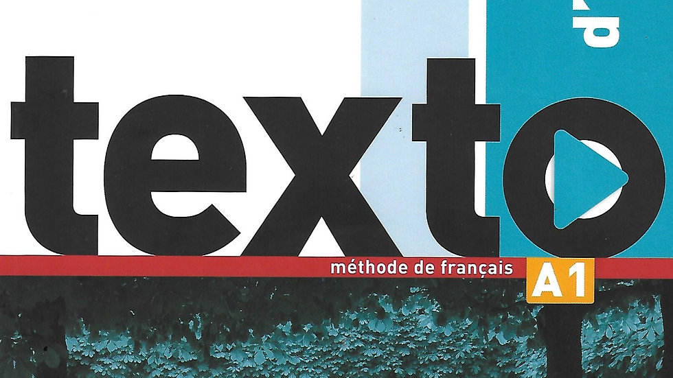 Texto A1 (Textbook, workbook & Cd)