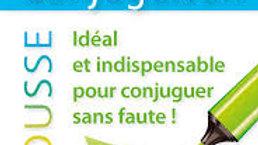 L'Anti-fautes de conjugaison-Larousse.