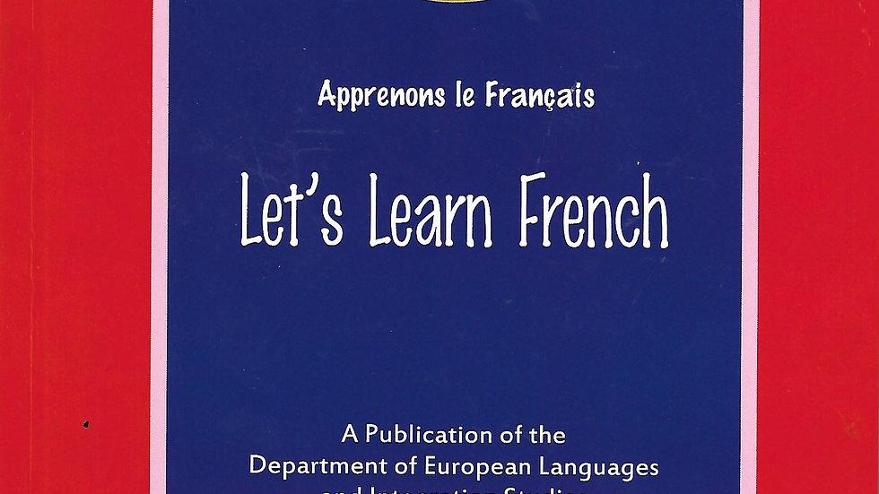 Let's Learn French-Apprenons le Francais